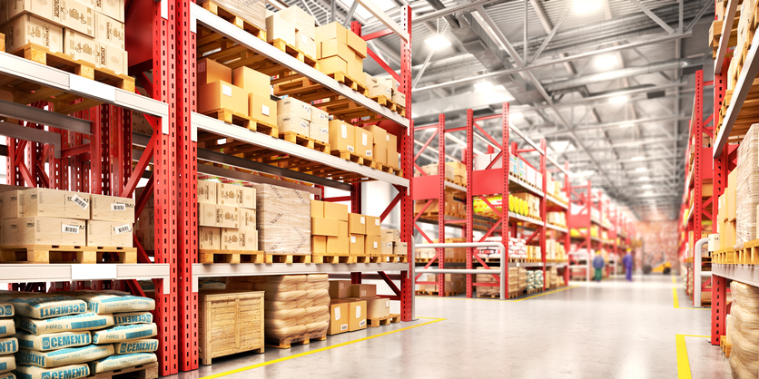 Calculating the Ideal Building Column Spacing for Your Pallet Rack System